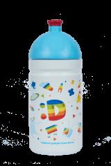 Zdravá lahev 0,5L - Déčko svět č.1