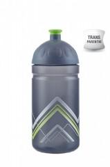 Zdravá lahev 0,5L - Bike Hory - zelená č.1
