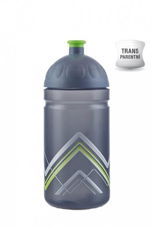 Zdravá lahev 0,5L - Bike Hory - zelená