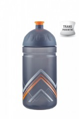 Zdravá lahev 0,5L - Bike Hory - oranžová č.1
