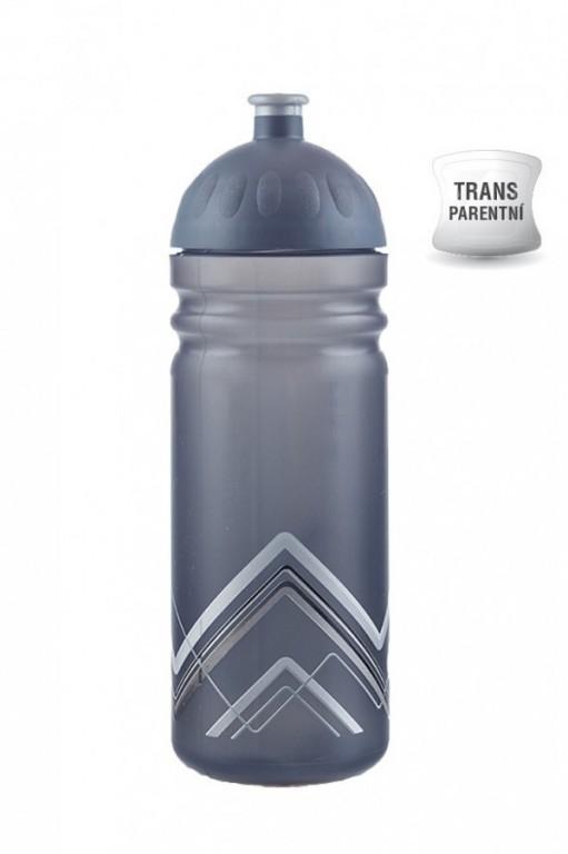 Zdravá lahev 0,7L - Bike Hory - šedá