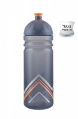 Zdravá lahev 0,7L - Bike Hory - oranžová č.1