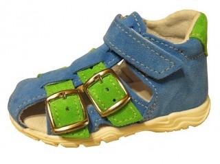 Dětské letní boty Jonap 013S č.1
