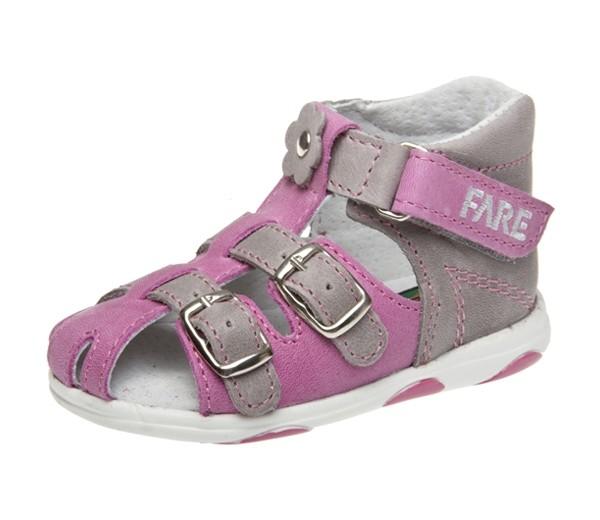 8847cd2b15cb Dětské letní boty Fare 568154 č.1