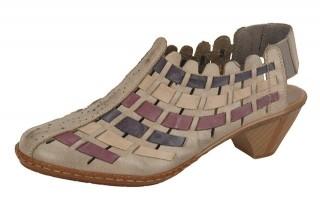 Dámské sandály Rieker 46778-62 č.1