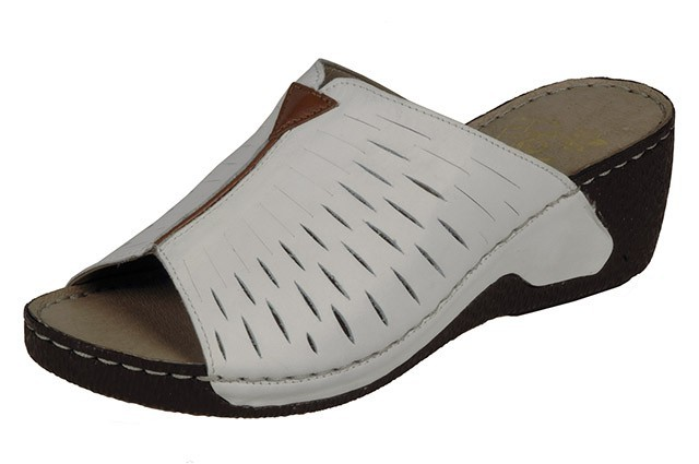 Dámské pantofle Rieker 65687-80