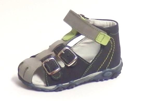 713a3616cd0 Dětské sandály Essi S 3040 č.1