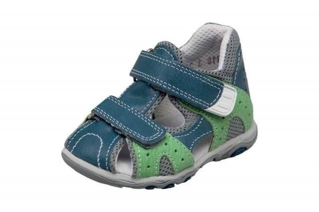 99a1f7c53af Dětské letní boty Santé 810 301 85 90 č.1