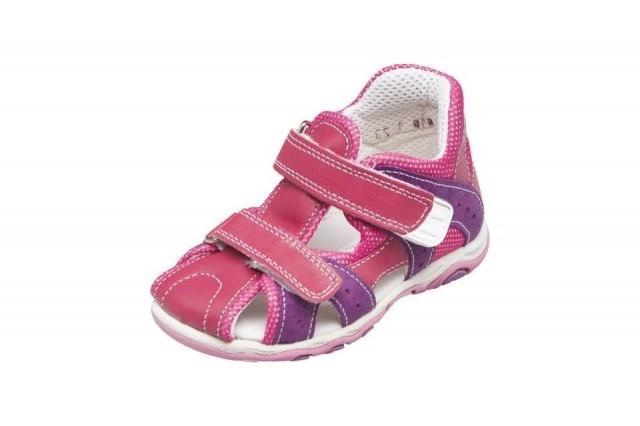 34c6fc954b2 Dětské letní boty Santé 810 501 45 75 č.1
