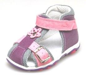 Dětské letní boty Santé 810/501/75/45 č.1