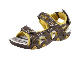Dětské sandály Peddy PU-512-34-19 č.1