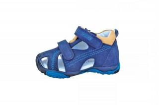 Dětské letní boty Protetika Laris tyrkys č.1
