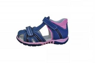 Dětské sandály Protetika Karmen navy č.1