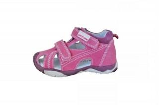 Dětské letní boty Protetika Laris purple č.1