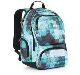 Studentský batoh Topgal HIT 890 D č.1