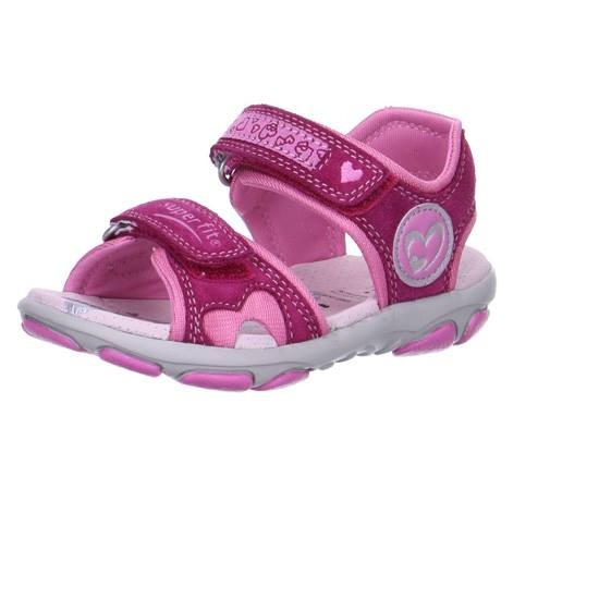 Dětské sandály Superfit 6-00128-37 č.1 af3d8e5667