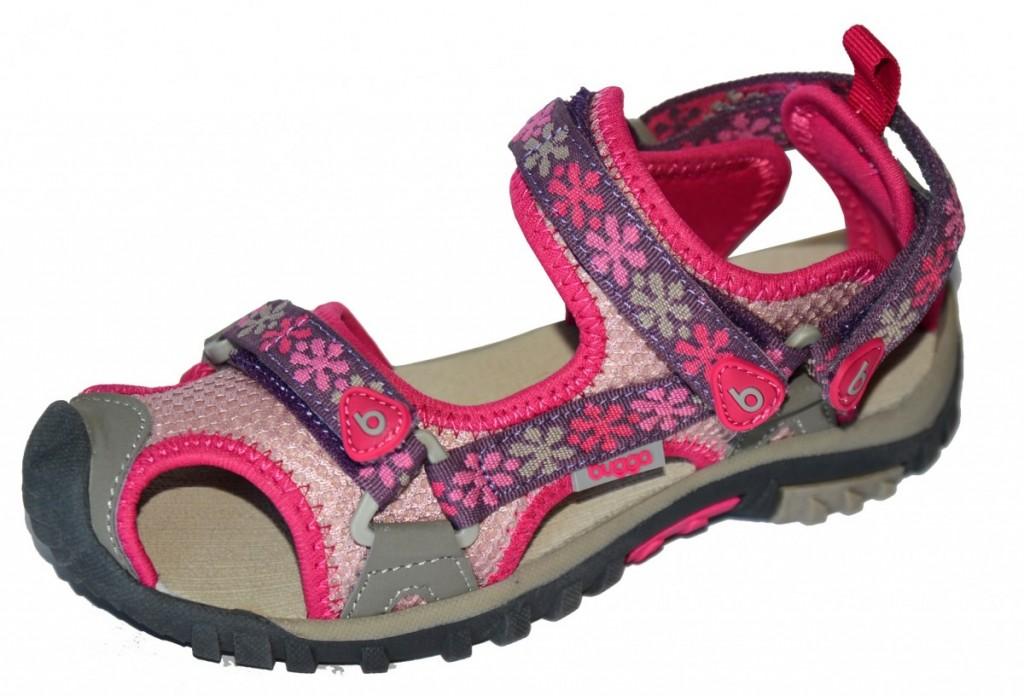 Dětské letní boty Bugga B00123-03