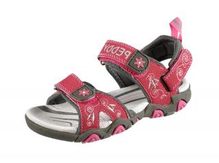 Dětské sandály Peddy PU-512-35-15 č.1