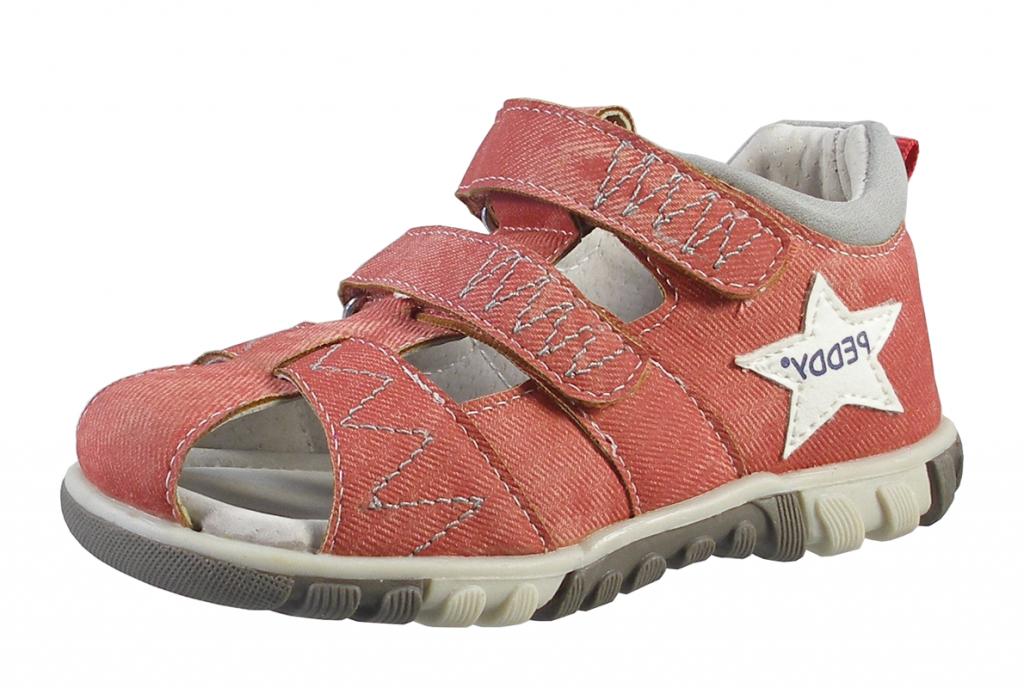 Dětské letní boty Peddy PW-612-35-04