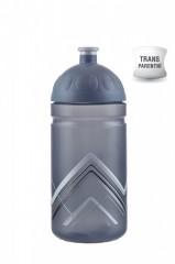 Zdravá lahev 0,5L - Bike Hory - šedá č.1