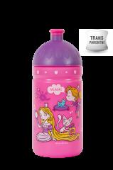 Zdravá lahev 0,5L - Svět princezen č.1