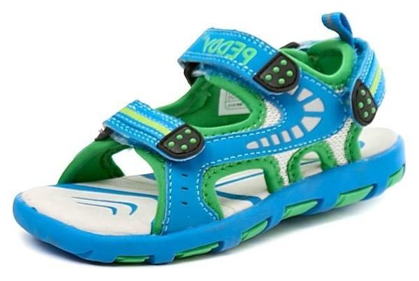 Dětské letní boty Peddy PU-612-37-12