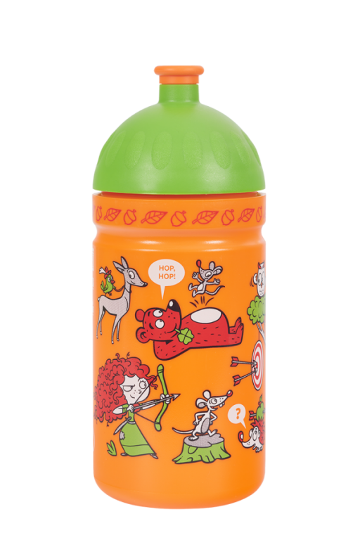 Zdravá lahev 0,5L - Rebelka