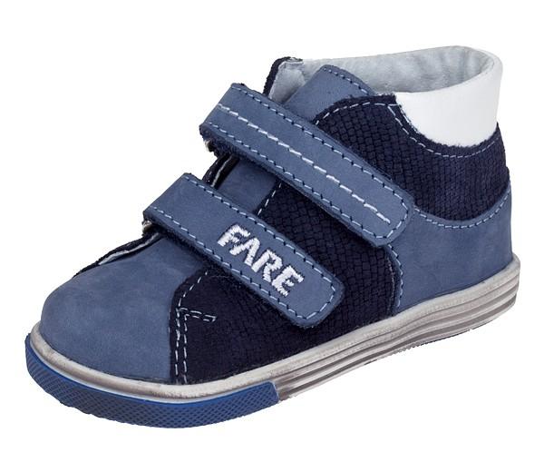 Dětské celoroční boty Fare 2126163 č.1 6b57c165ac