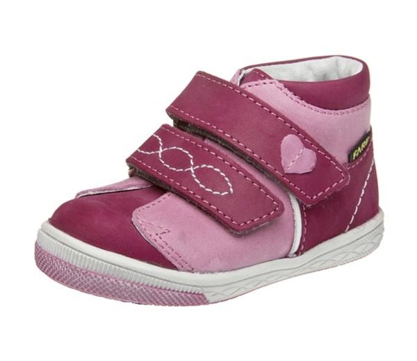 Dětské celoroční boty Fare 2127292 č.1 746c1332d4