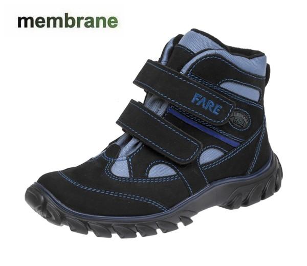Dětské celoroční trekové boty Fare 2624213 č.1 a102b1c45c
