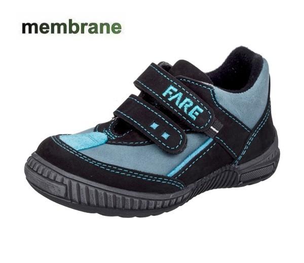 Dětské celoroční membránové boty Fare 814212