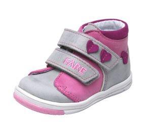 Dětské celoroční boty Fare 2127153 č.1 e8f4b95378