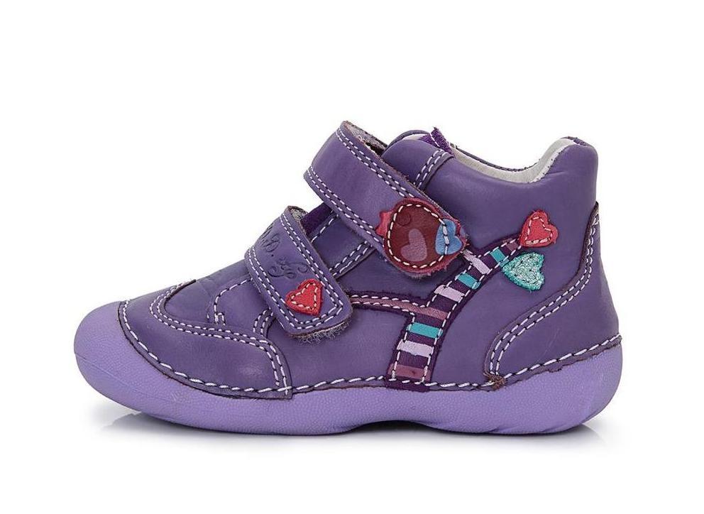 Dětské celoroční boty D.D.Step 015-133A č.1 18bdb1fa1e