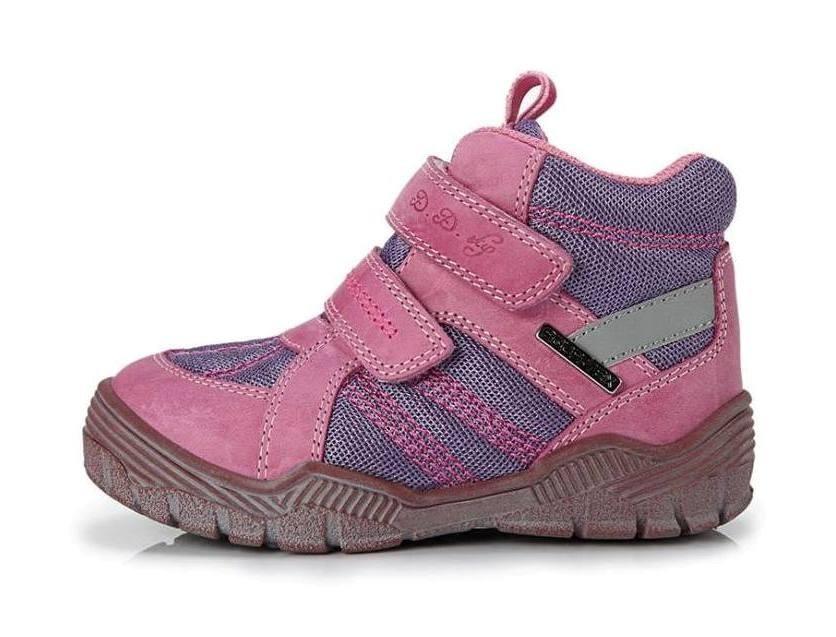 Dětské celoroční boty D.D.Step F651-8A