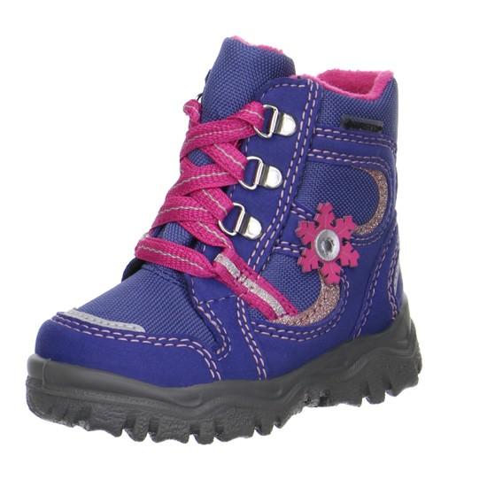 c0cf88b5dbb Dětské zimní boty Superfit 7-00048-87 č.1