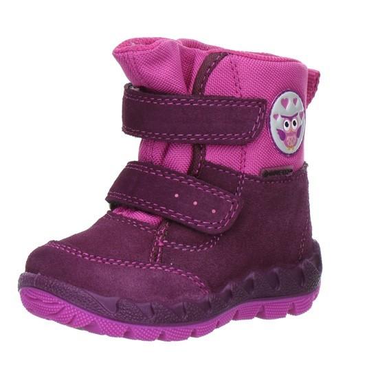 c56162e6128 Dětské zimní boty Superfit 7-00008-41