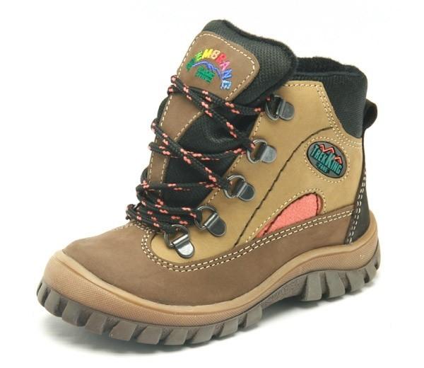Dětské celoroční trekové boty Fare 827223