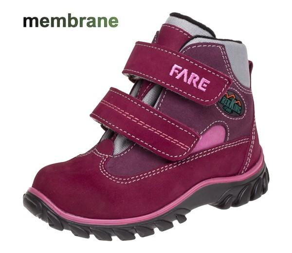 Dětské celoroční trekové boty Fare 827294
