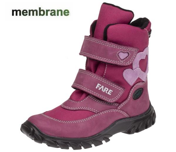 Dětské zimní boty Fare 2646192 č.1 deac70a587