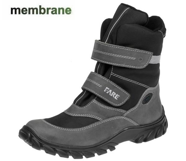 96564bcf2b4 Dětské zimní boty Fare 2646206 č.1