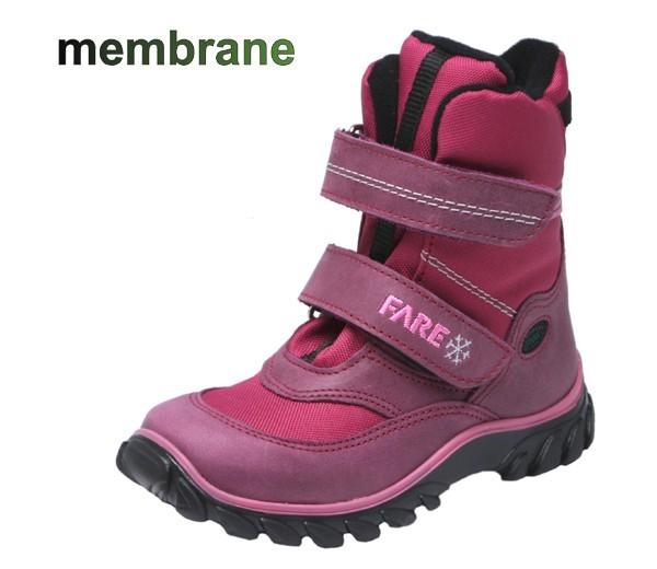 c9c14b5fe33 Dětské zimní boty Fare 848191