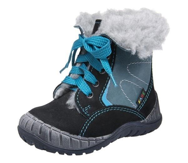 f83cc0f232f Dětské zimní boty Fare 2145211