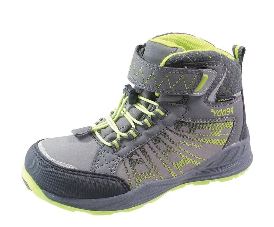 e629b72881f Dětské softshellové boty Peddy PV -509-22-28 č.1