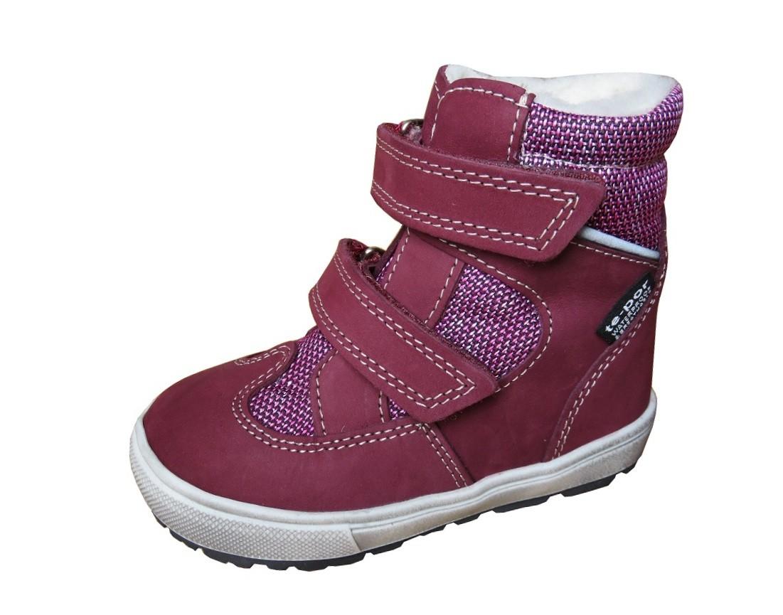 fb80ee75423 Dětské zimní boty Jonap 027N č.1