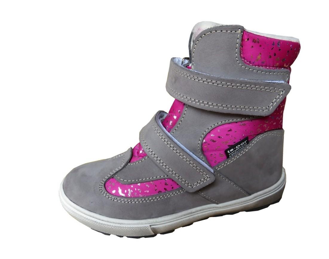 e96ae14cbb5 Dětské zimní boty Jonap 024N č.1