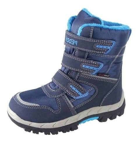 ad382b7fd7d Dětské zimní boty Peddy PV-536-37-07 č.1