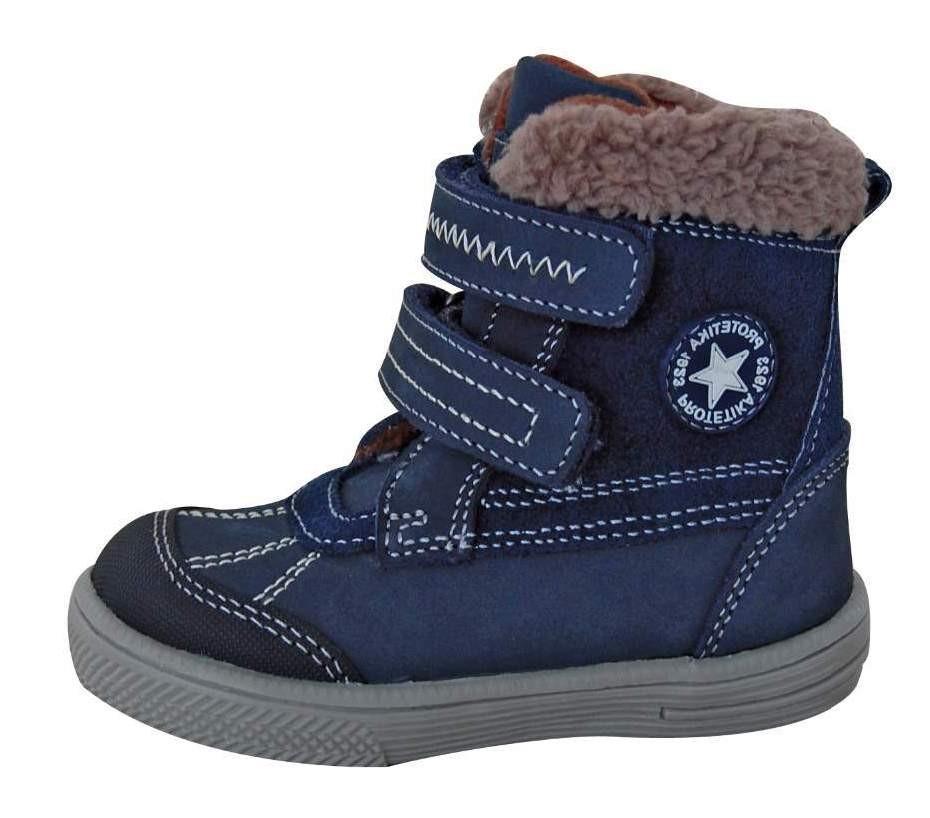 87d47ce720a Dětské zimní boty Protetika Frenk č.1