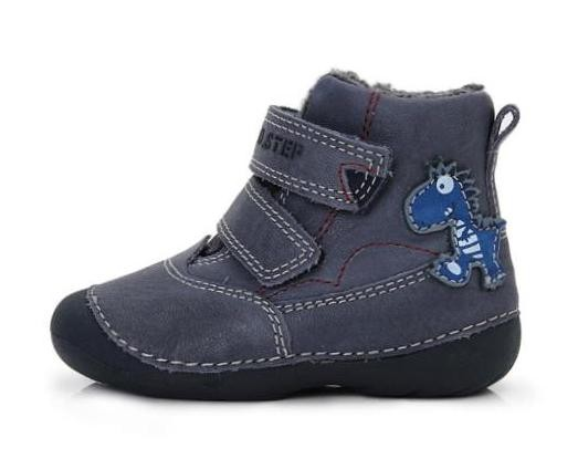 Dětské zimní boty D.D.Step 015-126 č.1 c0d4b25f79