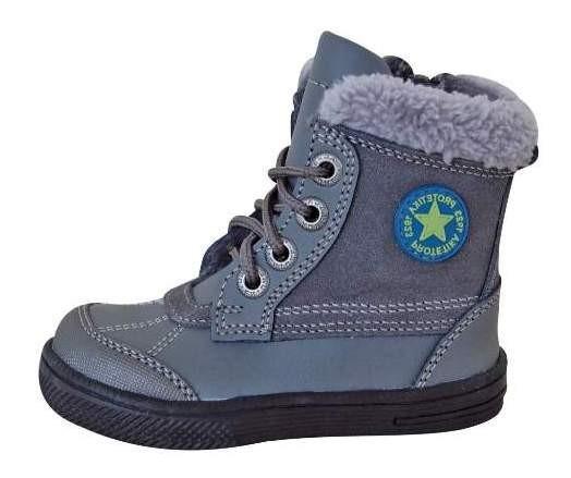 Dětské zimní boty Protetika Kern grey