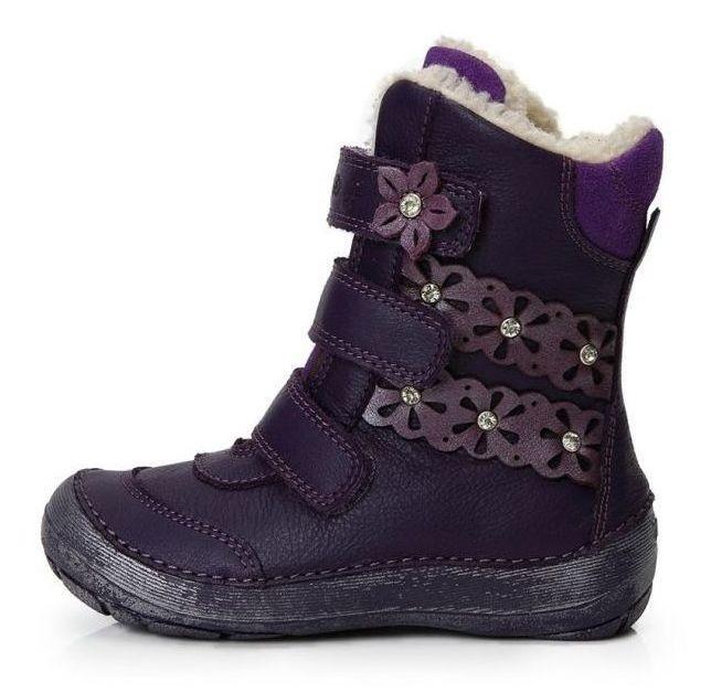 Dětské zimní boty D.D.Step 023-800A